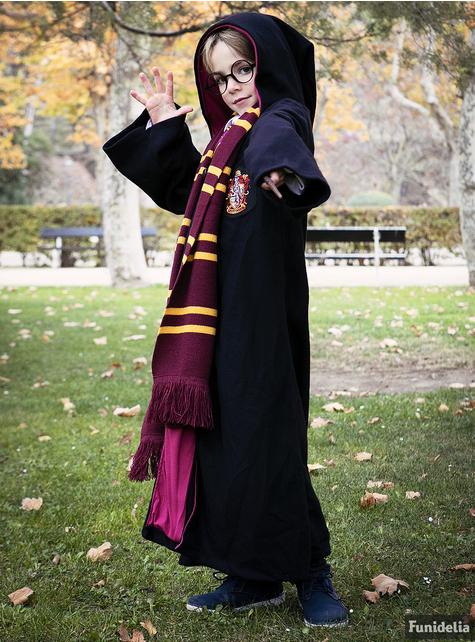 Túnica de Harry Potter deluxe para menino