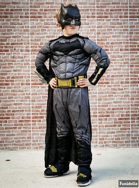 Déguisement Batman : Batman vs Superman garçon