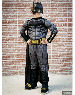 Boy's Batman: Batman v Superman Costume