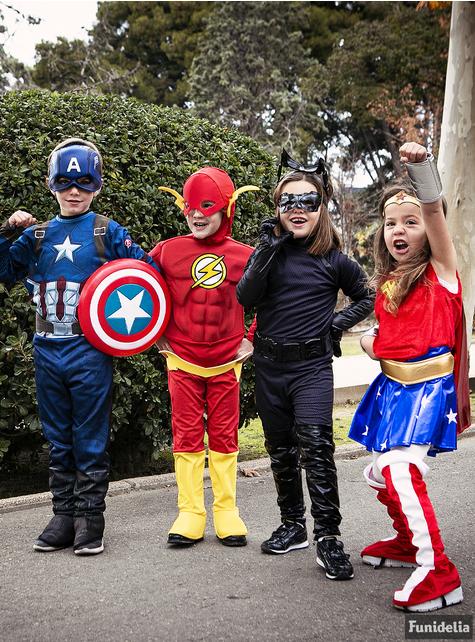 Captain America Civil War Kostüm für Jungen