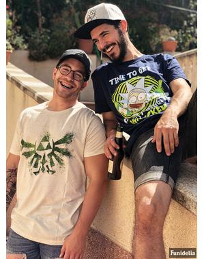 Camiseta de Zelda blanca