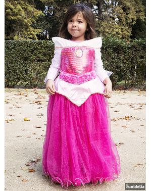 Kostium Śpiąca Królewna dla dziewczynek