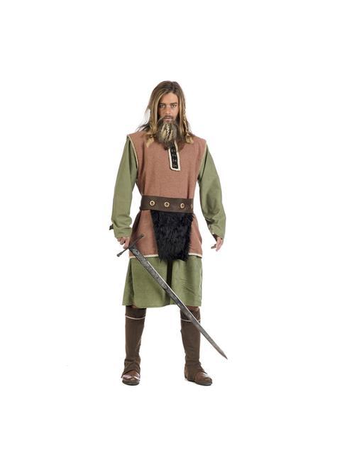 Disfraz de Celta Breogán para hombre