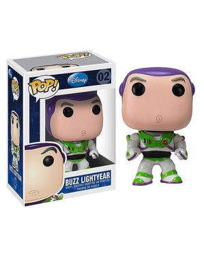 Funko POP! Buzz l'Éclair - Toy Story