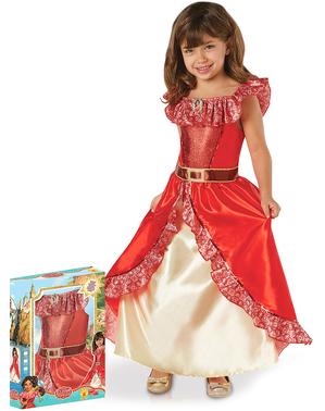 Dievčenský kostým Elena z Avaloru