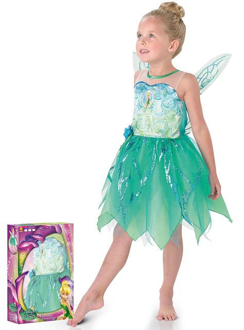 Disfraz de Campanilla Pixie para niña
