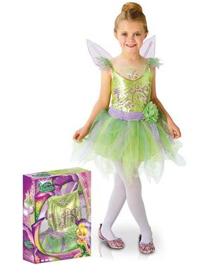 Deluxe Tinkerbell costume for girls