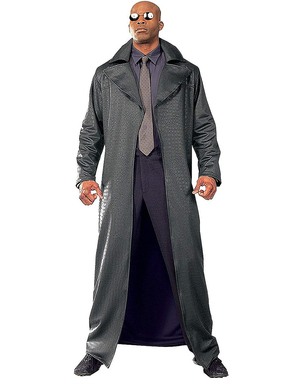 Costum Morfeo deluxe Matrix pentru bărbat