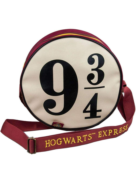 Bolso de Andén 9 y 3/4 - Harry Potter