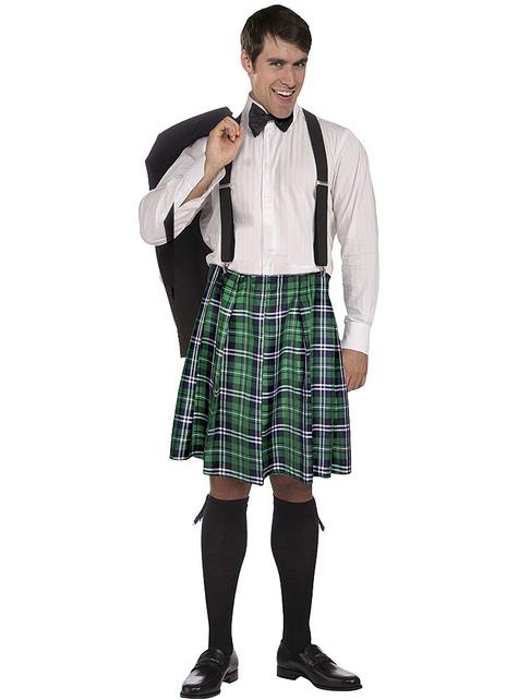 Шотландський поцілунок Костюм Шамраків
