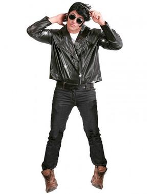 Rockstar Lederjacke
