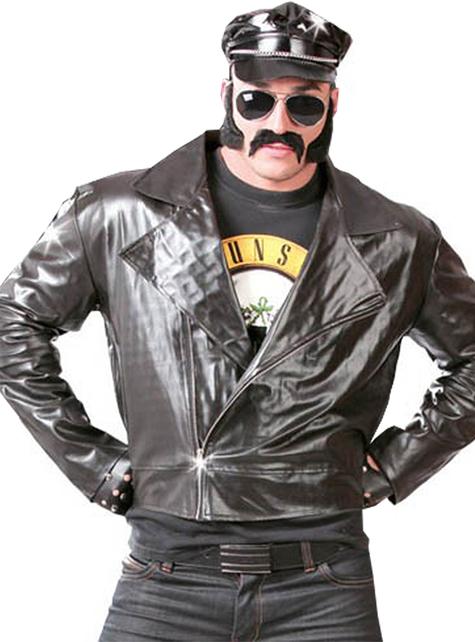 Rocker Biker Jacket