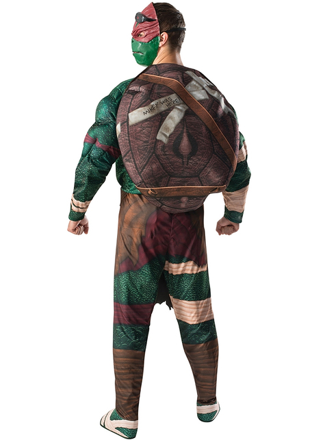 Raphael Ninja Turtles Movie costume for an adult