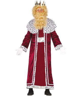 Kongen fra Østen Gaspar Kostyme
