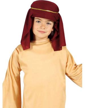 Josef kostume til dreng