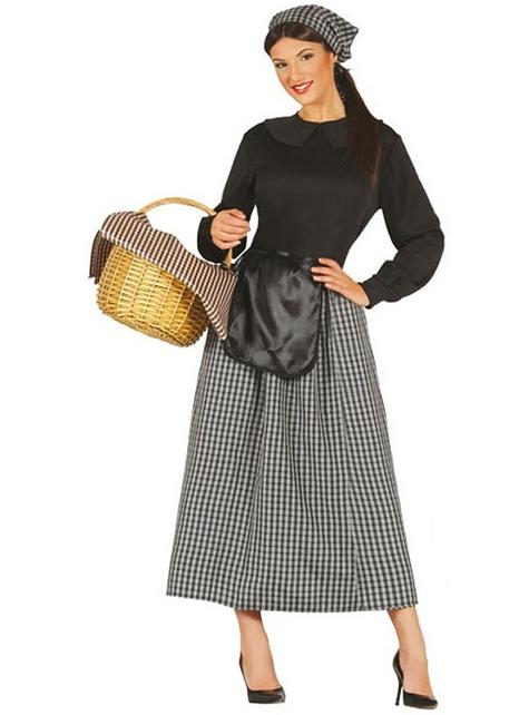 נשים ערמונים המוכר תלבושות