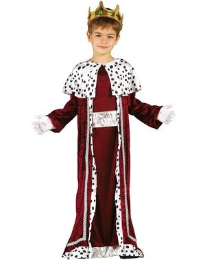 Costum de rege mag Gaspar pentru băiat