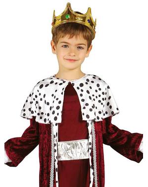 König Caspar Kostüm für Jungen