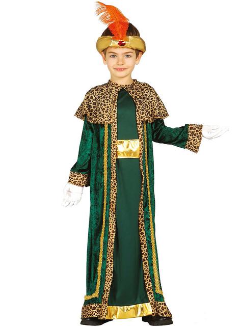 Strój Król Baltazar dla chłopca