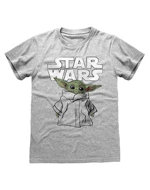 """Мъжка тениска с бебе Йода от """"Мандалорианецът""""– """"Междузвездни войни"""""""