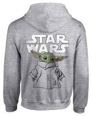 Sweat Baby Yoda homme - The Mandalorian Star Wars