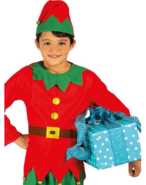 Boys Elegant Elf Costume