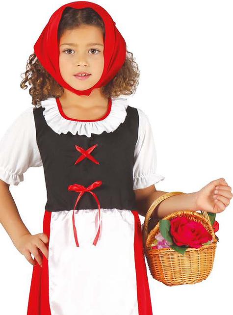 Στολή Μικρή Εβραία Βοσκός για Κορίτσια