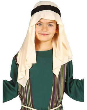 St. Josef Grön maskeraddräkt Barn