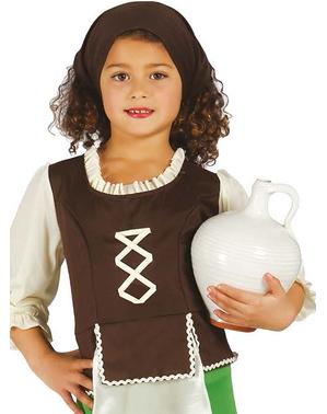 בנות גרין תלבושות Innkeeper
