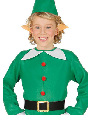 Boys Fun Elf Costume
