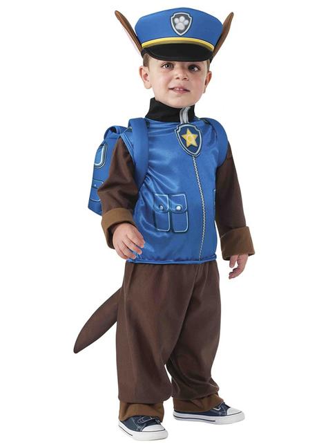 Chlapecký kostým Chase (Tlapková patrola)