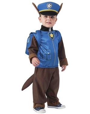 Chase Paw Patrol gutte kostyme