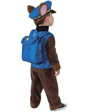 Costume da Chase Paw Patrol da bambino