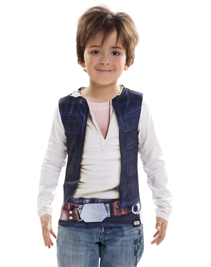 Boy's Hyper realistic Luke Skywalker T-shirt