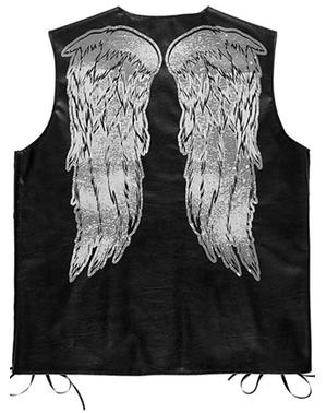 Jacket האנטר זומבי של מבוגר עם כנפיים