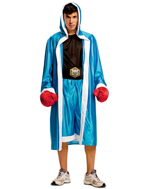 King of the Ring Costume