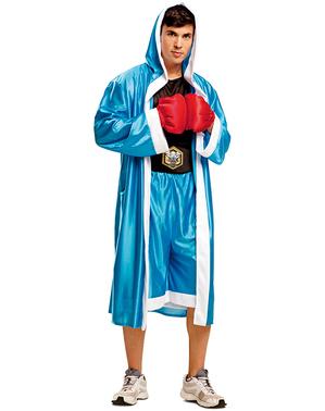 Disfraz de rey del ring