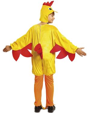 Costume da gallo del pollaio per bambino