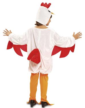 Costum de găină ouătoare pentru fată