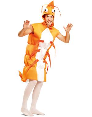 Costum de crevete pentru adult