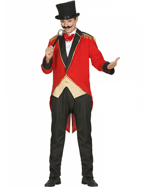 Costum de îmblânzitor de circ