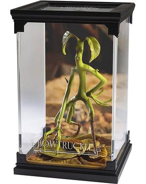 Figura de Bowtruckle Pickett 19 x 11 cm - Animales fantásticos