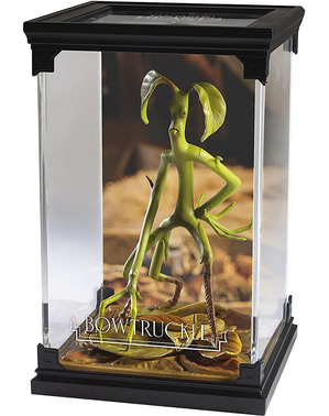 Figurka Bowtruckle Pickett, 19 x 11 cm - Fantastická zvířata