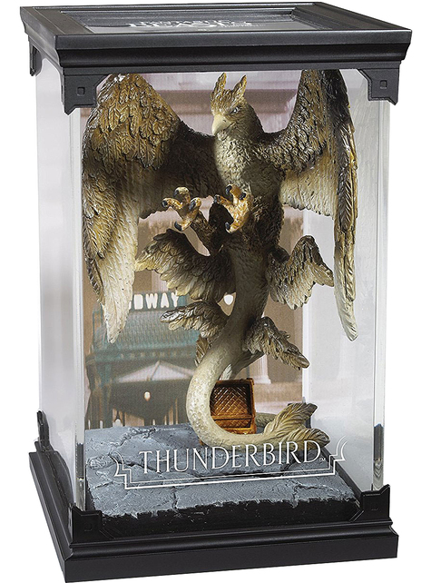Thunderbird figure 19 x 11 cm - Fantastic Beasts and Where To Find Them