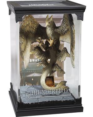Figura de Thunderbird Monstros Fantásticos e Onde Encontr 19 x 11 cmá-los