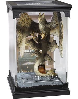 Thunderbird figuur Fantastic Beasts and Where To Find Them 19 x 11 cm