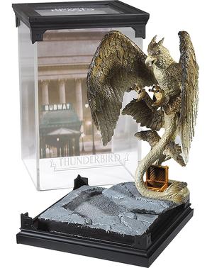 Figurină Pasărea-Tunet Animale fantastice și unde le poți găsi 19 x 11 cm