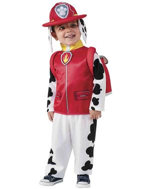 Costume di Marshall Paw Patrol per bambino