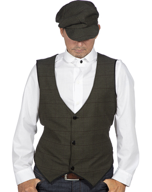 Camisa do mafioso irlandês para homens