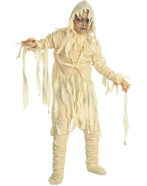 Fato de Múmia Universal Studios Monsters para menino